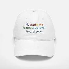 Greatest Housekeeper Baseball Baseball Cap