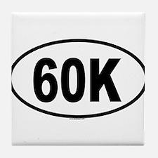 60K Tile Coaster