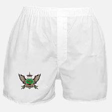Zambia Emblem Boxer Shorts