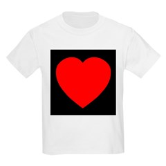 Classic Red Heart T-Shirt