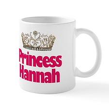 Princess Hannah Mug