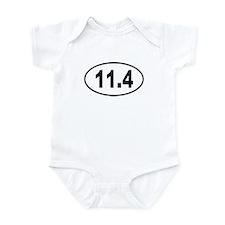 11.4 Infant Bodysuit