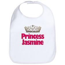 Princess Jasmine Bib