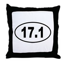 17.1 Throw Pillow
