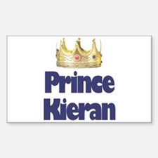 Prince Kieran Rectangle Decal