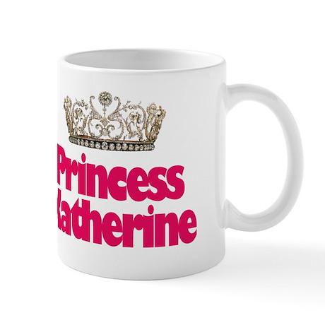 Princess Katherine Mug
