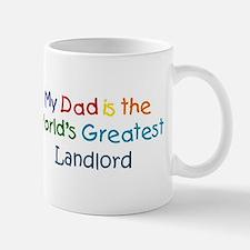 Greatest Landlord Mug