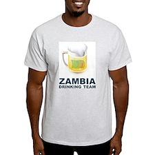 Zambia Drinking Team T-Shirt