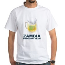 Zambia Drinking Team Shirt