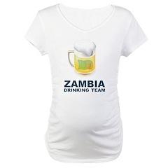 Zambia Drinking Team Shirt