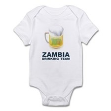 Zambia Drinking Team Infant Bodysuit