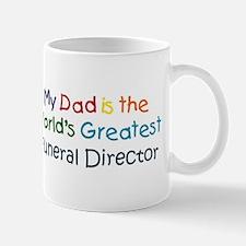 Greatest Funeral Director Mug