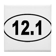12.1 Tile Coaster