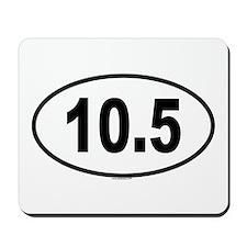 10.5 Mousepad