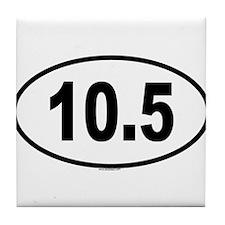 10.5 Tile Coaster
