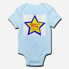 Super baby Infant Creeper