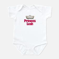 Princess Leah Infant Bodysuit