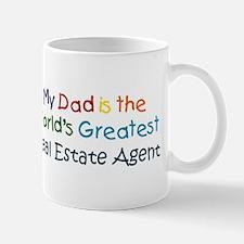 Greatest Real Estate Agent Mug