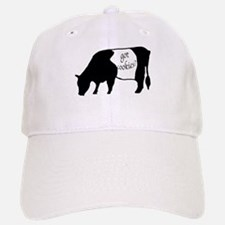 oreo cookie cow Baseball Baseball Cap