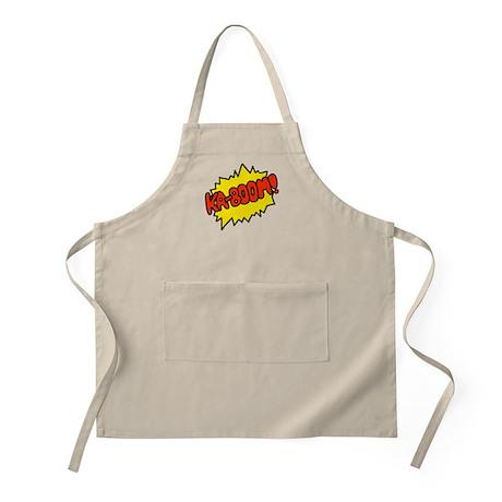 'Ka-Boom! BBQ Apron
