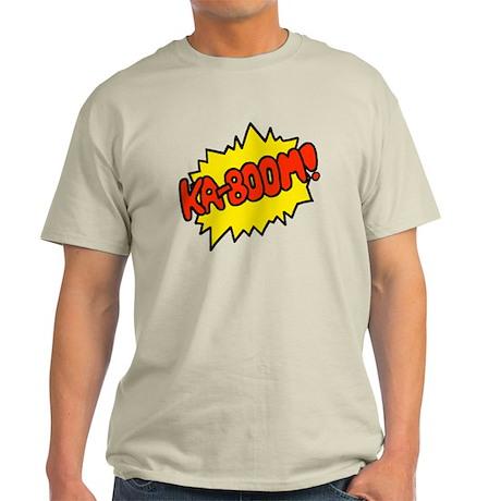 'Ka-Boom! Light T-Shirt
