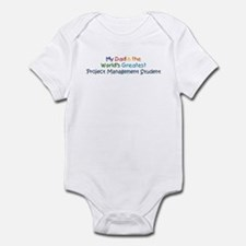 Greatest Project Management S Infant Bodysuit