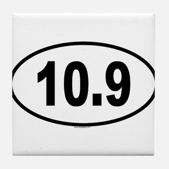 10.9 Tile Coaster