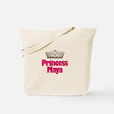 Princess Maya Tote Bag