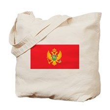Heart Montenegro Tote Bag