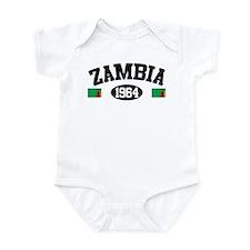 Zambia 1964 Infant Bodysuit
