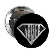 """SuperFarmer(metal) 2.25"""" Button"""