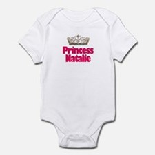 Princess Natalie Infant Bodysuit