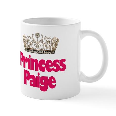 Princess Paige Mug