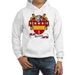 Harvey Family Crest Hooded Sweatshirt