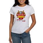 Harvey Family Crest Women's T-Shirt