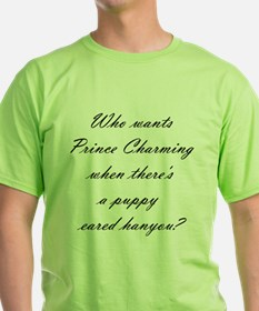 Prince Charming Puppy Eared H T-Shirt