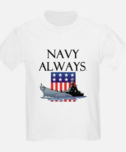Navy Always T-Shirt