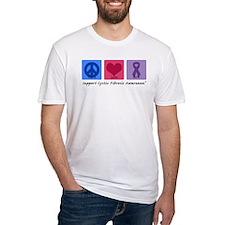Peace Love Cure CF Shirt