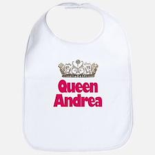Queen Andrea Bib