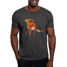 Parasaurolophus Jurassic Dinosaur T-Shirt