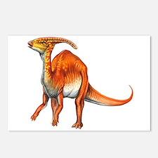 Parasaurolophus Jurassic Dinosaur Postcards (Packa