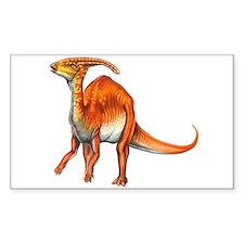 Parasaurolophus Jurassic Dinosaur Decal