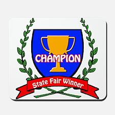 State Fair Winner Mousepad