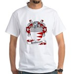 Henderson Family Crest White T-Shirt