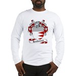 Henderson Family Crest Long Sleeve T-Shirt