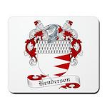 Henderson Family Crest Mousepad