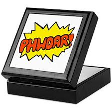 'Phwoar!' Keepsake Box