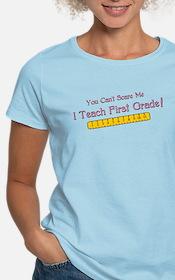 Teacher First Grade Humor T-Shirt