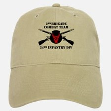 2nd BCT 34th Infantry Division (1) Baseball Baseball Cap