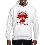 Hepburn Family Crest Hooded Sweatshirt